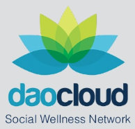 daocloud social wellness network icon - the flow of healing - Judy Dragon