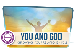 Theta Healing You and God workshop icon - The Flow of Healing.com