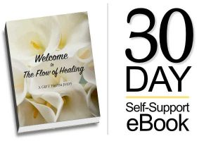 Image of Theta Healing book - with gift offer - The Flow of Healing.com