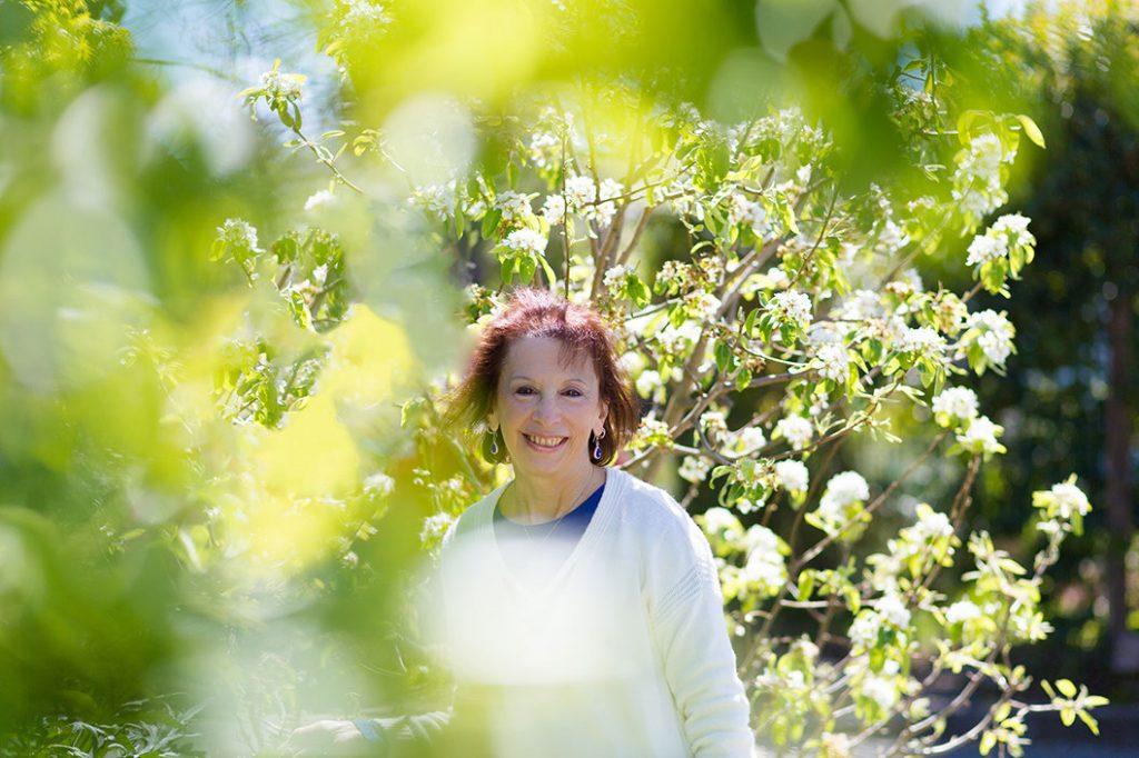 Photo of Theta Healing practitioner Judy Dragon - The Flow of Healing.com